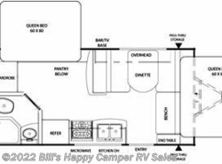Used 2012  Coachmen Freedom Express LTZ 19SQX by Coachmen from Bill's Happy Camper RV Sales in Mill Hall, PA