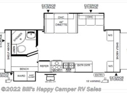 New 2017  Forest River Rockwood Roo 24WS by Forest River from Bill's Happy Camper RV Sales in Mill Hall, PA