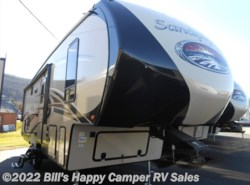 New 2017  Forest River Sandpiper 3275DBOK by Forest River from Bill's Happy Camper RV Sales in Mill Hall, PA