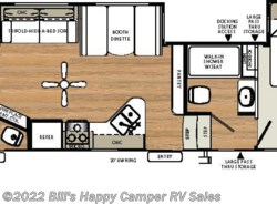 New 2017  Forest River Sandpiper Select 357TRIP by Forest River from Bill's Happy Camper RV Sales in Mill Hall, PA