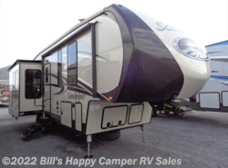 New 2017  Forest River Sandpiper 343RSOK by Forest River from Bill's Happy Camper RV Sales in Mill Hall, PA