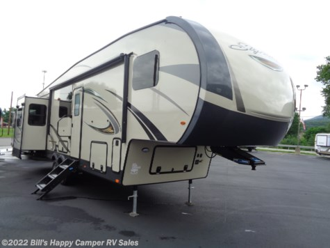 2019 Forest River Rockwood Signature Ultra Lite 8298WS