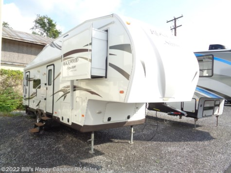 2014 Forest River Rockwood Signature Ultra Lite 8285WS