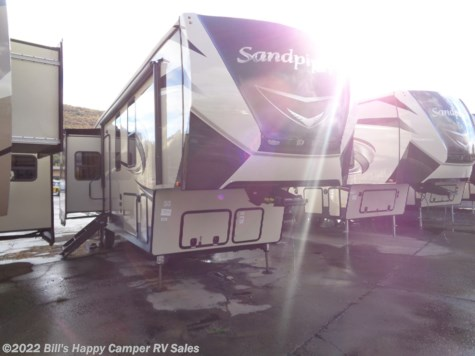 2019 Forest River Sandpiper 357RE