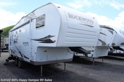 2008 Forest River Rockwood Ultra Lite 8244S