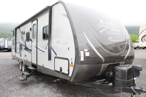 2018 Coachmen Apex 287BHS