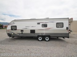 New 2015  Forest River Grey Wolf 25RR by Forest River from Rocky Mountain RV in Logan, UT