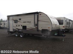 New 2016  Forest River Grey Wolf 19RR by Forest River from Rocky Mountain RV in Logan, UT