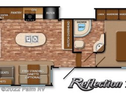New 2017  Grand Design Reflection 303RLS by Grand Design from Palm RV in Fort Myers, FL