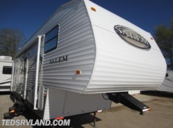Used 2011  Forest River Salem 28 BHSS by Forest River from Ted's RV Land in Paynesville, MN