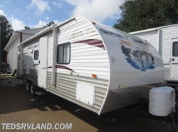 Used 2013  Forest River Grey Wolf 28BH by Forest River from Ted's RV Land in Paynesville, MN