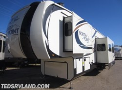 New 2017  Jayco North Point 379DBFS by Jayco from Ted's RV Land in Paynesville, MN