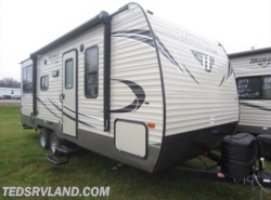 New 2017  Keystone Hideout 202LHS by Keystone from Ted's RV Land in Paynesville, MN