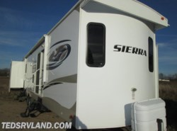 Used 2013  Forest River Sierra 392QB by Forest River from Ted's RV Land in Paynesville, MN