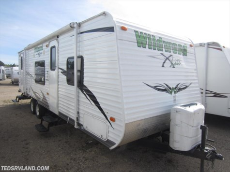 2012 Forest River Wildwood X-Lite 281BH