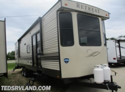 New 2018 Keystone Retreat 39FDEN available in Paynesville, Minnesota