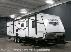 Used 2015 K-Z Sportsmen 314BHKSS available in Grand Rapids, Michigan