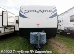 Used 2014  Palomino SolAire 7 25BHSS by Palomino from TerryTown RV Superstore in Grand Rapids, MI