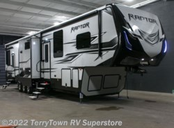 New 2017  Keystone Raptor 426TS by Keystone from TerryTown RV Superstore in Grand Rapids, MI