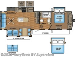 New 2017  Jayco Eagle 321RSTS by Jayco from TerryTown RV Superstore in Grand Rapids, MI