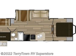 New 2017  Cruiser RV MPG 2800QB by Cruiser RV from TerryTown RV Superstore in Grand Rapids, MI