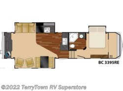 Used 2010  Heartland RV Big Country 3395RE by Heartland RV from TerryTown RV Superstore in Grand Rapids, MI