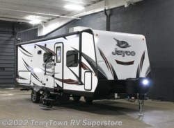 New 2017  Jayco White Hawk 23MRB by Jayco from TerryTown RV Superstore in Grand Rapids, MI