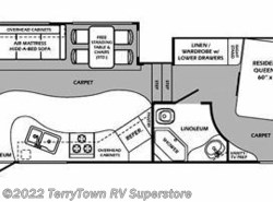 Used 2011  Forest River Wildcat 30RL by Forest River from TerryTown RV Superstore in Grand Rapids, MI
