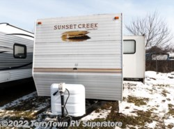 Used 2007  SunnyBrook Sunset Creek 279RB by SunnyBrook from TerryTown RV Superstore in Grand Rapids, MI