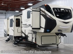 New 2019 Keystone Alpine 3801FK available in Grand Rapids, Michigan