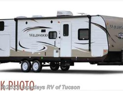 Used 2015  Forest River Wildwood T26TBSS