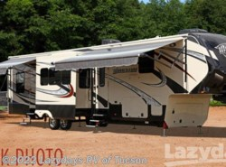 Used 2015  Grand Design Momentum 328M by Grand Design from Lazydays in Tucson, AZ