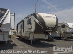 Used 2017 Keystone Sprinter FW 359FWM available in Tucson, Arizona