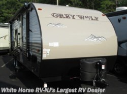 New 2016  Forest River Grey Wolf 25RR Front Queen Rear Garage with Ramp Door by Forest River from White Horse RV Center in Egg Harbor City, NJ