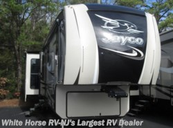New 2016 Jayco Pinnacle 31RETS Rear Entertainment Triple Slide available in Williamstown, New Jersey