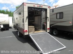 New 2017  Forest River Cherokee Wolf Pup 17RP Front Beds Rear 59 x 71 Ramp Door by Forest River from White Horse RV Center in Egg Harbor City, NJ