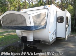 Used 2009  Jayco Jay Feather EXP 23J Sofa/Bed & Kitchen Slide-out
