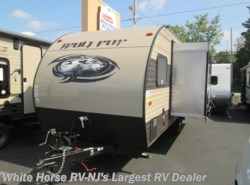 New 2017 Forest River Wolf Pup 18TO Sofa/Bed & Dinette Slide, Front Queen available in Egg Harbor City, New Jersey