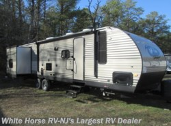 New 2017  Forest River Cherokee 304BS 2-BdRM Triple Slide by Forest River from White Horse RV Center in Egg Harbor City, NJ