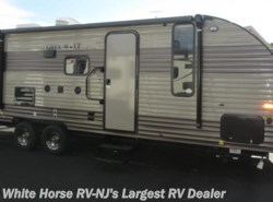 New 2017  Forest River Cherokee Grey Wolf 23DBH U-Lounge Slide Double Bed Bunks by Forest River from White Horse RV Center in Egg Harbor City, NJ