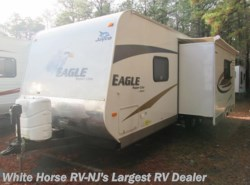 Used 2010  Jayco Eagle Super Lite 256 RKS Rear Kitchen Slide-out by Jayco from White Horse RV Center in Egg Harbor City, NJ