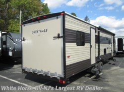 New 2017  Forest River Grey Wolf 27RR Slide-out with Enclosed Garage by Forest River from White Horse RV Center in Egg Harbor City, NJ