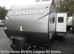 New 2018 Coachmen Catalina 263RLS Legacy Edition Rear Lounge Slide available in Egg Harbor City, New Jersey