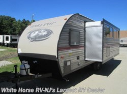 Used 2018 Forest River Wolf Pup 18TO Sofa with flip up bunk! available in Egg Harbor City, New Jersey
