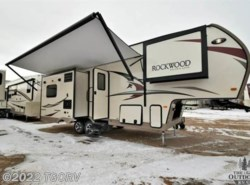 New 2017  Forest River Rockwood Ultra Lite Travel Trailers 2650WS by Forest River from The Great Outdoors RV in Evans, CO