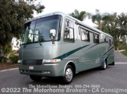 Used 2003  Newmar Mountain Aire 3503 by Newmar from The Motorhome Brokers - CA in California