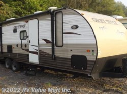 Used 2015  Forest River Grey Wolf 29BH