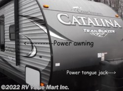 New 2018 Coachmen Catalina Trailblazer 22TH available in Lititz, Pennsylvania