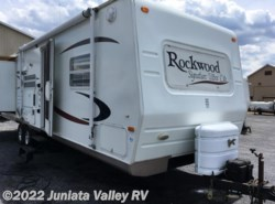 Used 2006  Forest River Rockwood 8318SS by Forest River from Juniata Valley RV in Mifflintown, PA