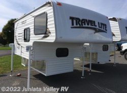 New 2017  Travel Lite Truck Campers 770RSL by Travel Lite from Juniata Valley RV in Mifflintown, PA